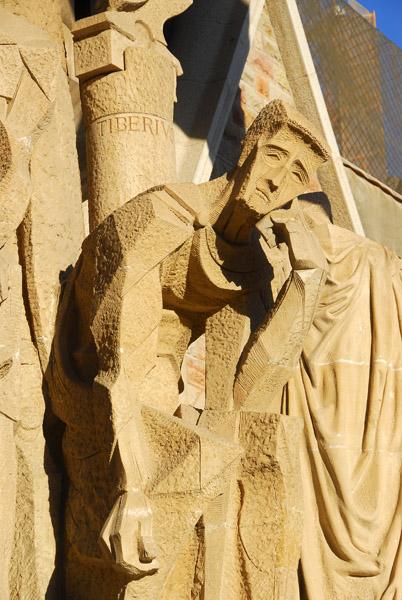 Passion Façade, Jesuss Trial - Pontius Pilate