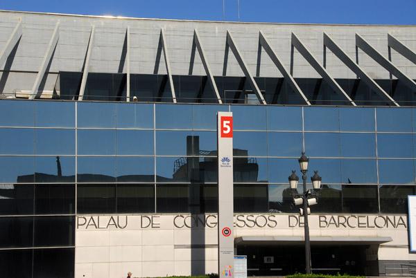 Palau de Congressos de Barcelona, Fira Barcelona