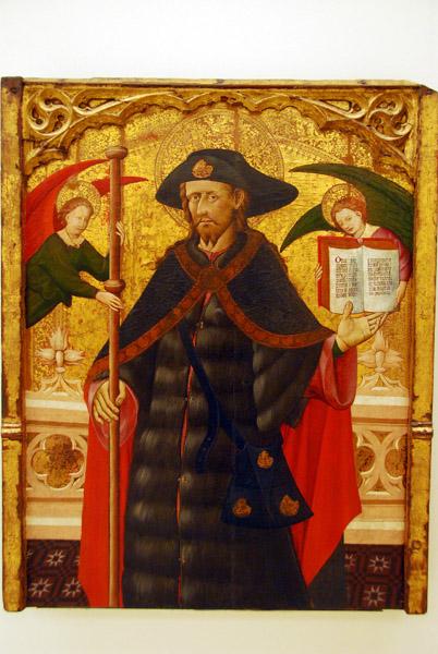 St. Andrew the Great (Sant Jaume el Mejor); Gonçal Peris 1423