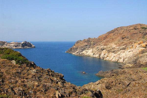 Bay on the north side of Cap de Creus