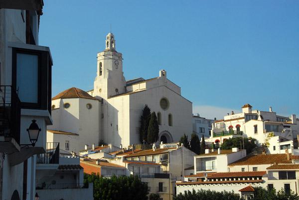 Cadaqués, 16th Century Esglesia de Sant Maria