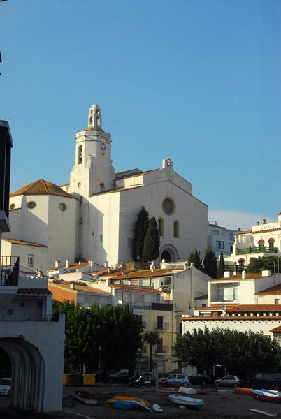 Igesia Santa Maria, Cadaqués