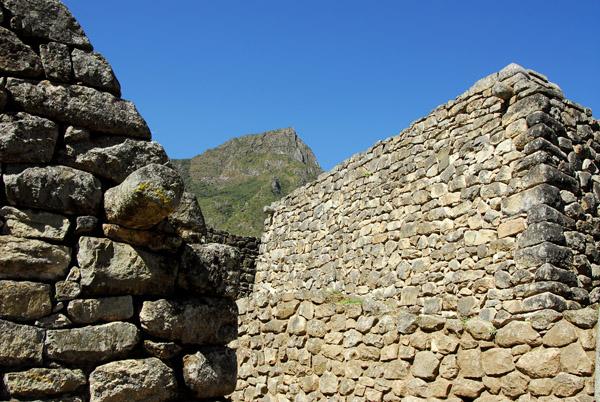 Residential sector, Machu Picchu