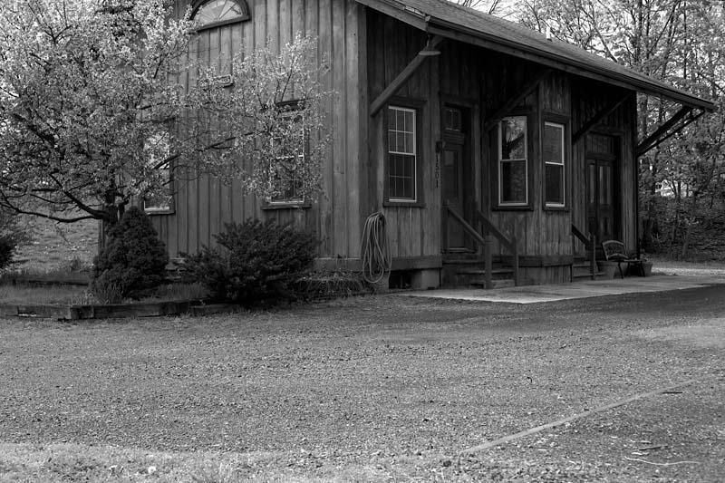 Oaks Reading RR Station