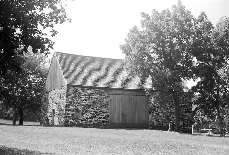 Barn - West Side