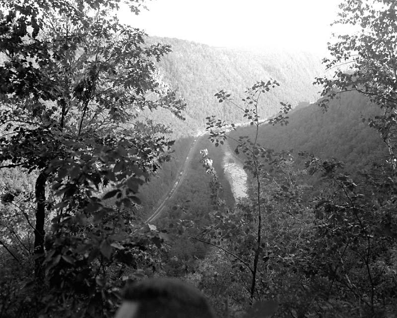 Penns Canyon Train