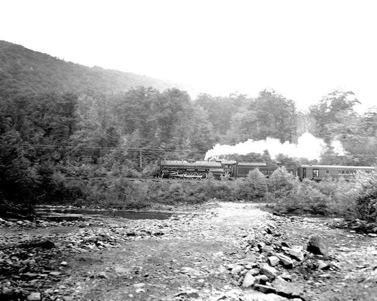 Iron Horse Ramble along Schuylkill River