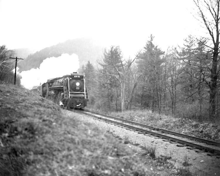 Central Vermont Steam Run