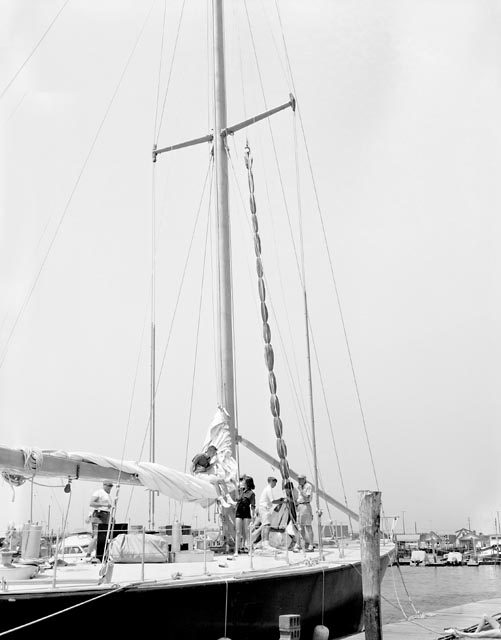 Reveille - At the Pier
