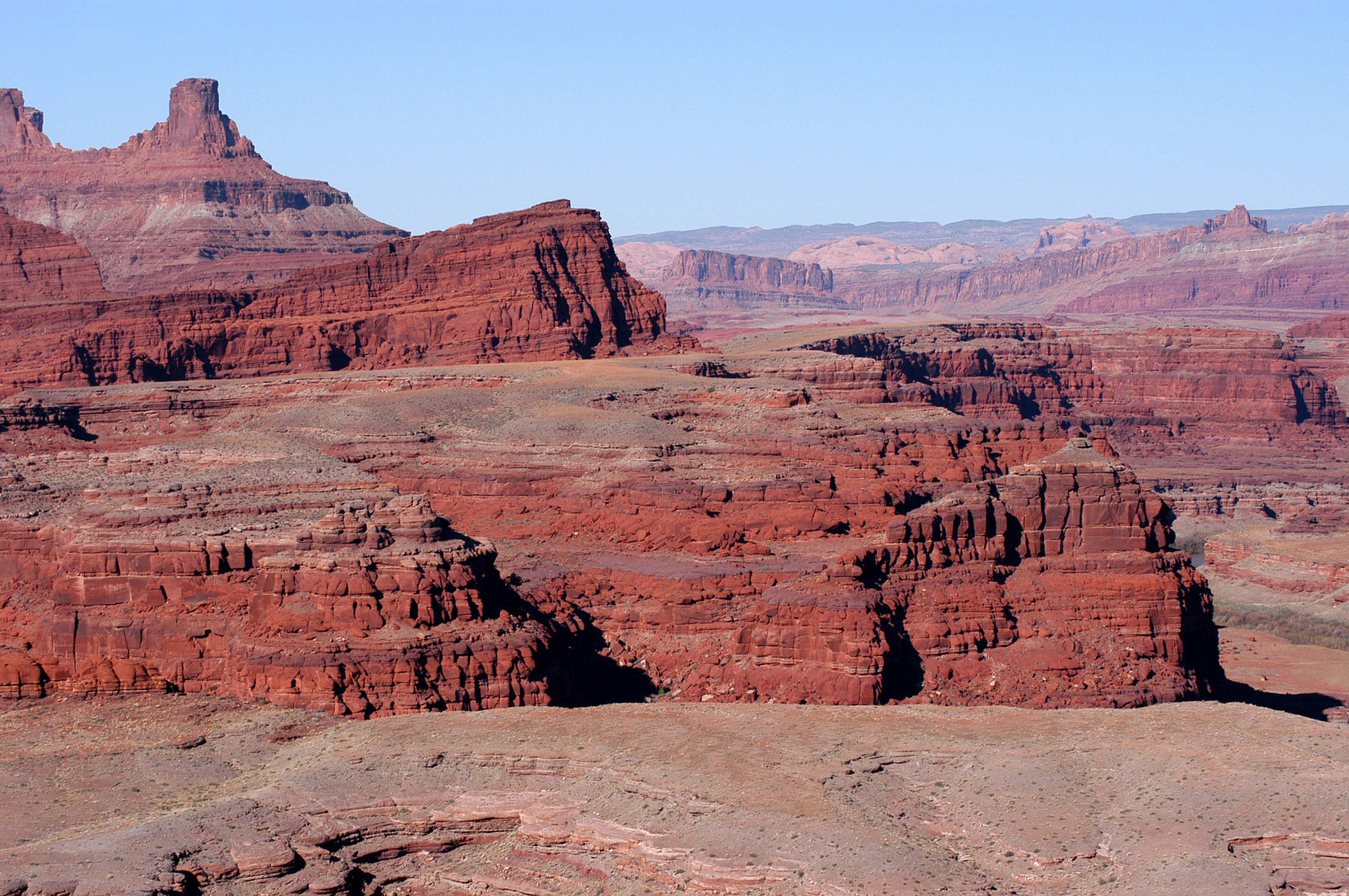 Thelma and Louise Plateau