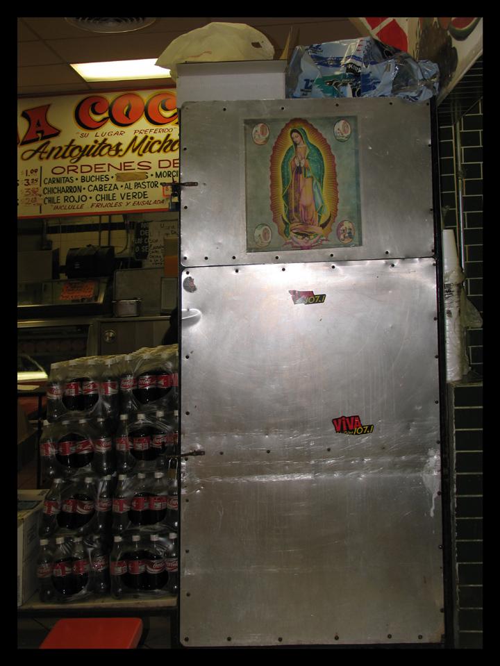 Vigin  La Cocinita in El Mercado ELA.