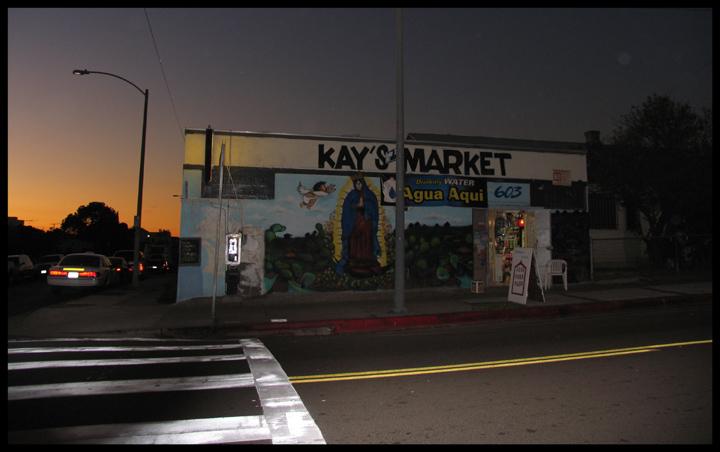 Virgin at Kays Market