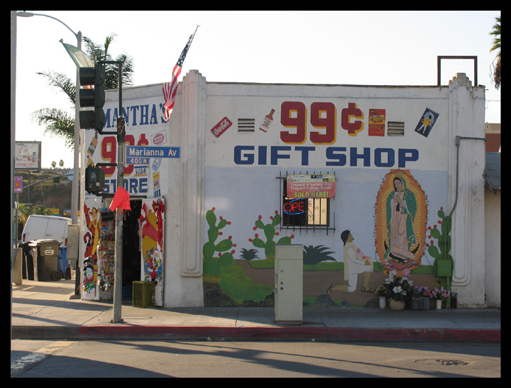 99 cent Gift Shop
