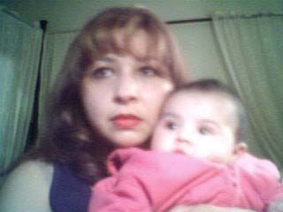 Me and Alina when she was about 6 months old
