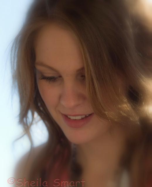 Sarah Hudson, actress