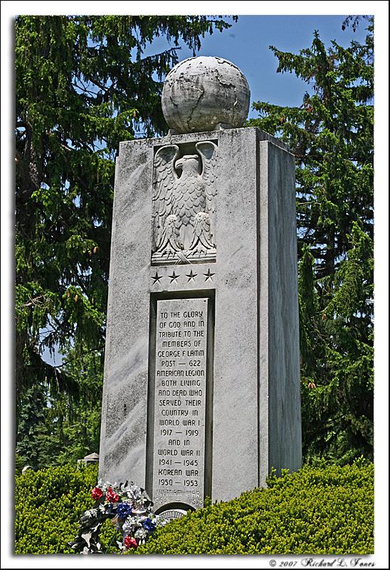 Lamm Post 622 War Memorial.jpg