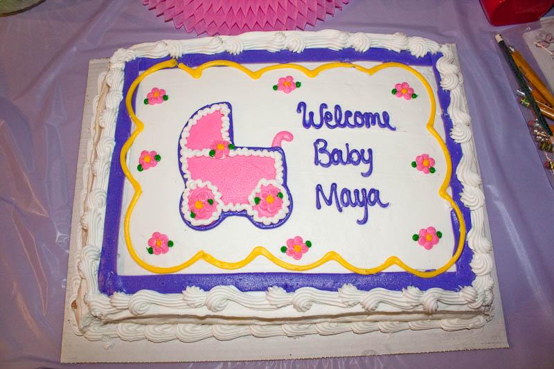 Welcome Baby Maya