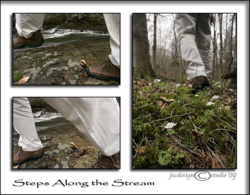 Along the Stream<br>SP Friday<br>April 3