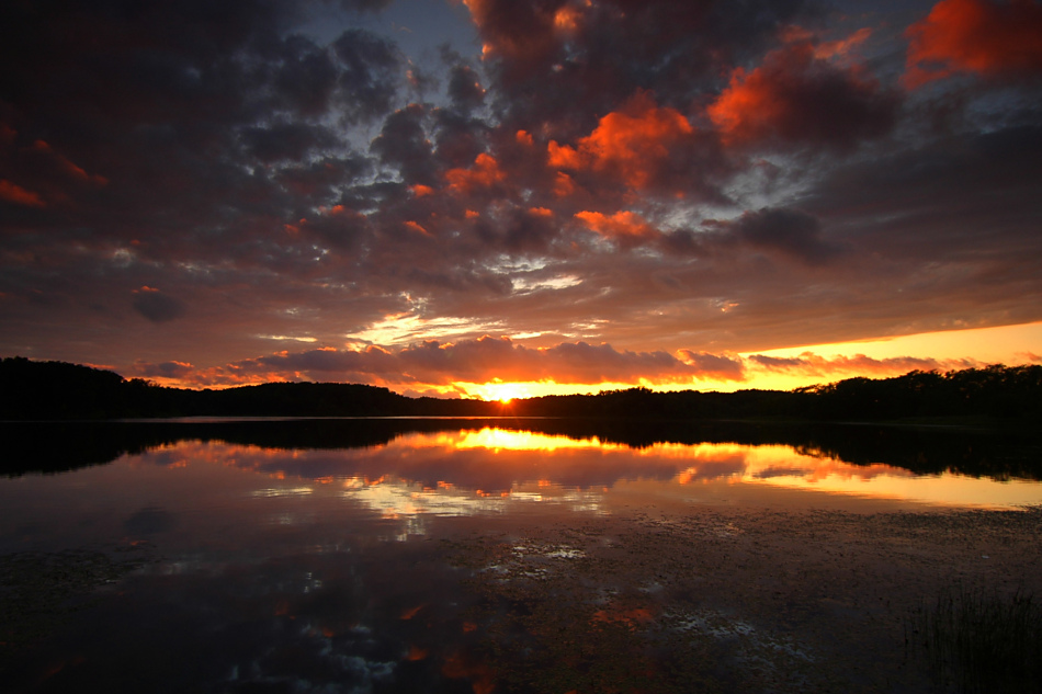 September Sunset