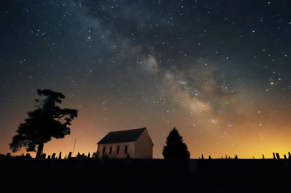 Milky Way (Noise Reduction on High)