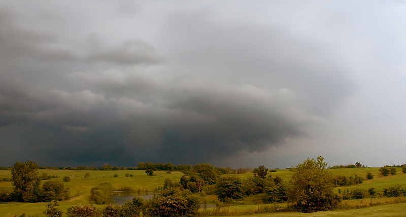 Tornadic Supercell in Worth County