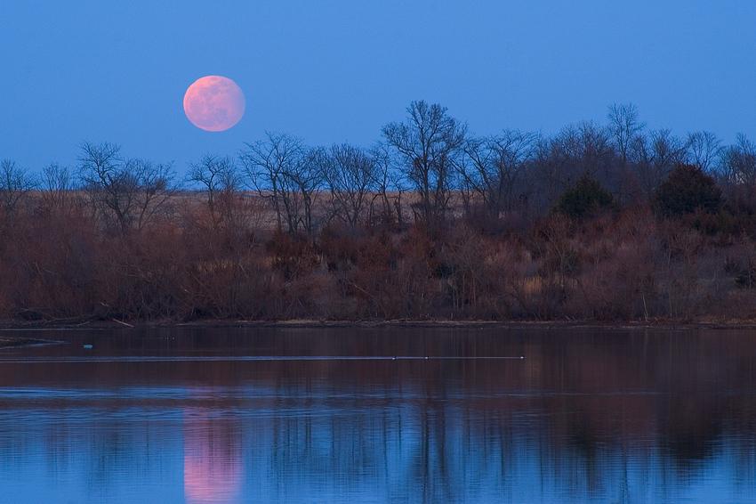 Worm Moon Eclipse