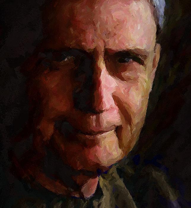 Self Portrait by Alcar