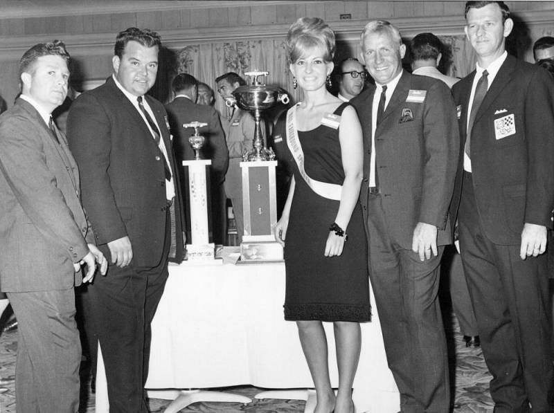 1967 Champions George Bennett, Paul Ryman, & Coo Coo Marlin