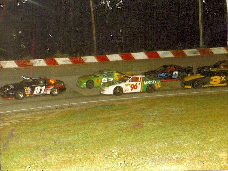 Nicky Formosa, Andy Kirby, Chad Chaffin and Dorris Vaughn at Highland Rim