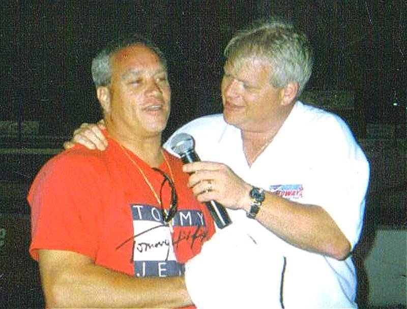Nicky Formosa and Joe Williams Fairgrounds Speedway Nashville