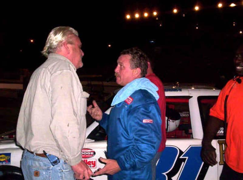 Steve Cavanah and Tony Formosa