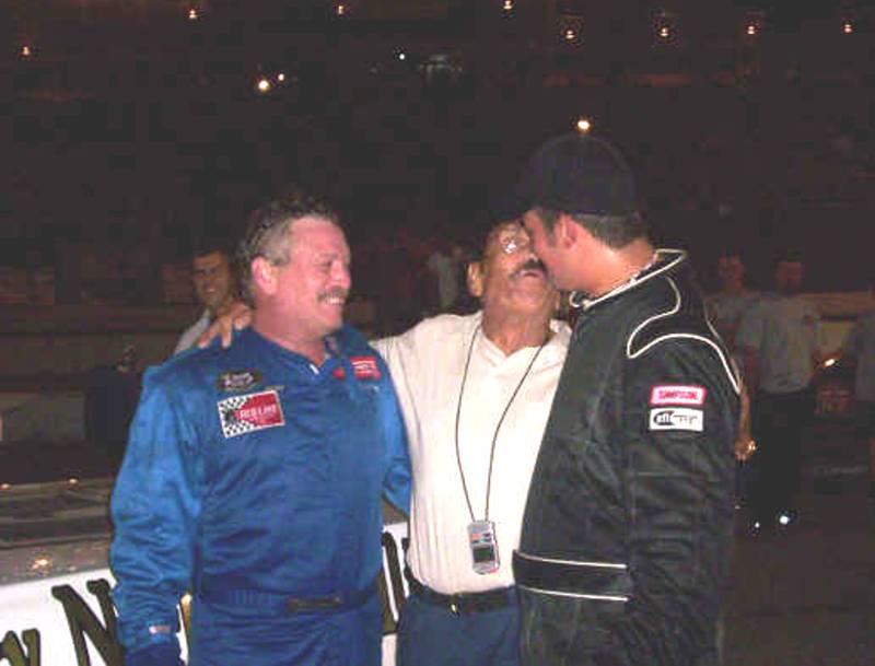 Tony Jr, Tony Sr, and Nicholas Formosa Sept 1 2006