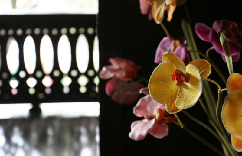 Flowers in a Traditional House.jpg