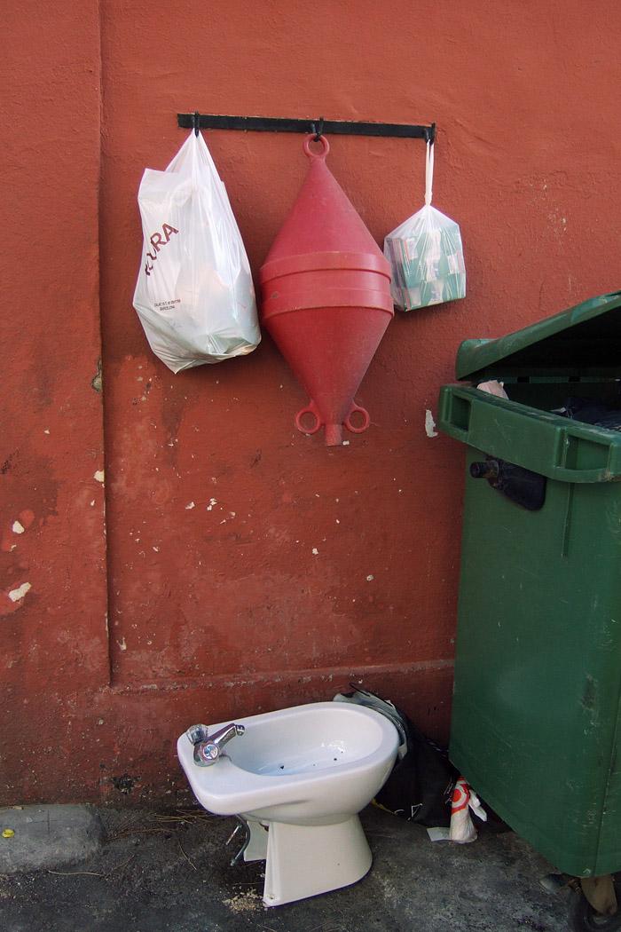marine rubbish