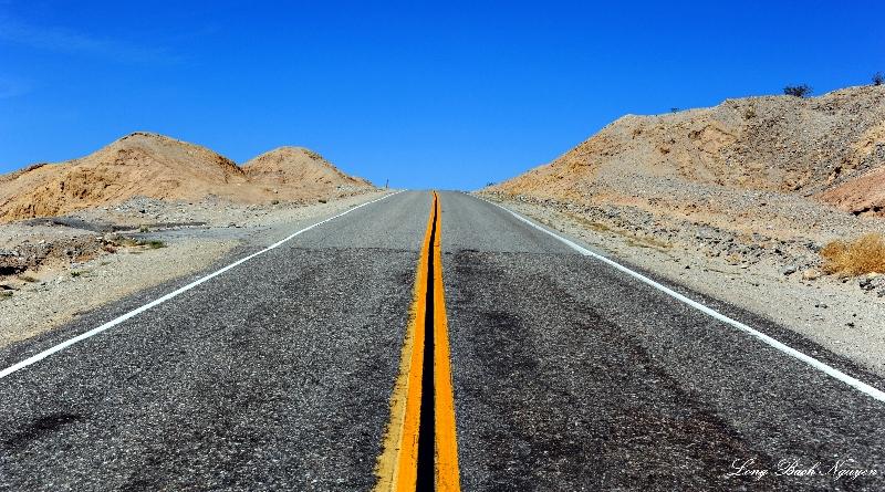 just over the horizon, Borrego, Salton Sea Way, California