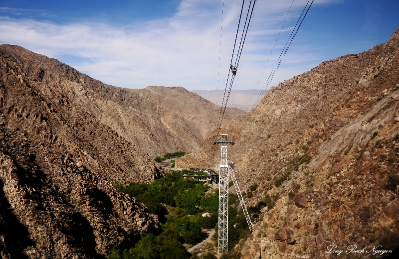 Valley Station, Aerial Tramway, Palm Springs, CA