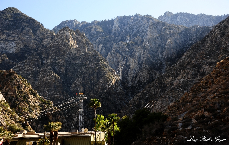 Valley Station Aerial Tramway Palm Springs CA