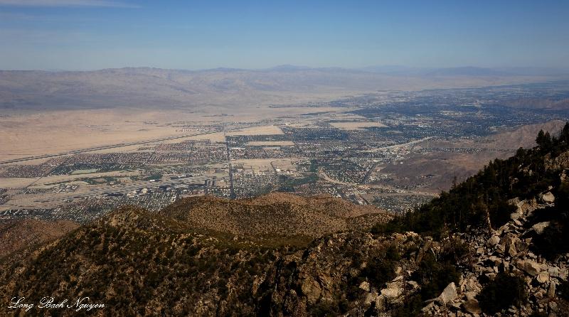 Palm Springs to Mecca, California