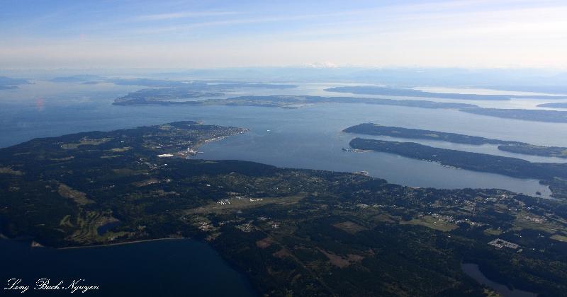 Port Townsend, Whidbey Island, Camano Island, San Juan Islands, WA