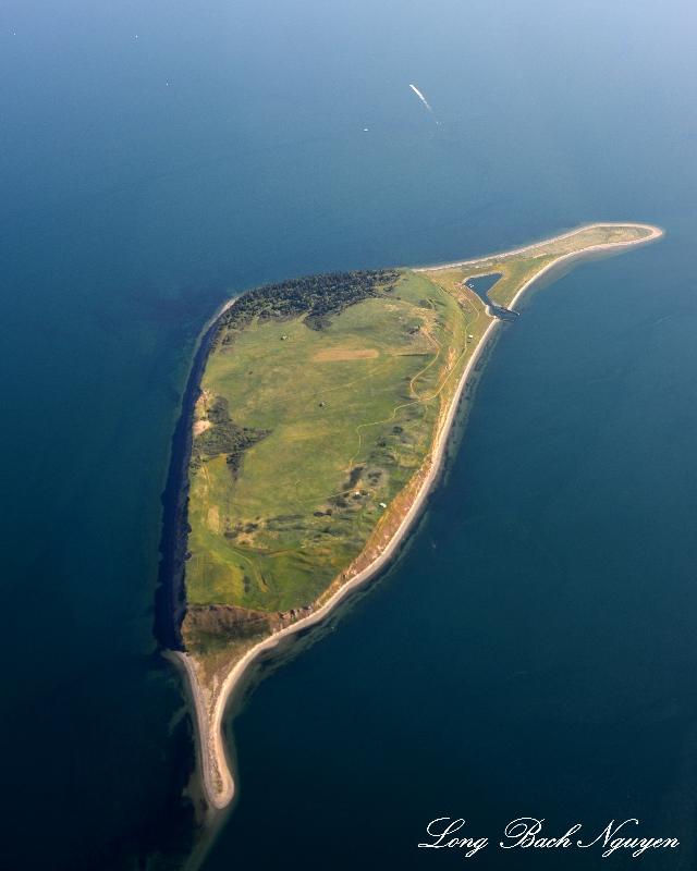 Protection Island, Strait of Juan de Fuca, WA