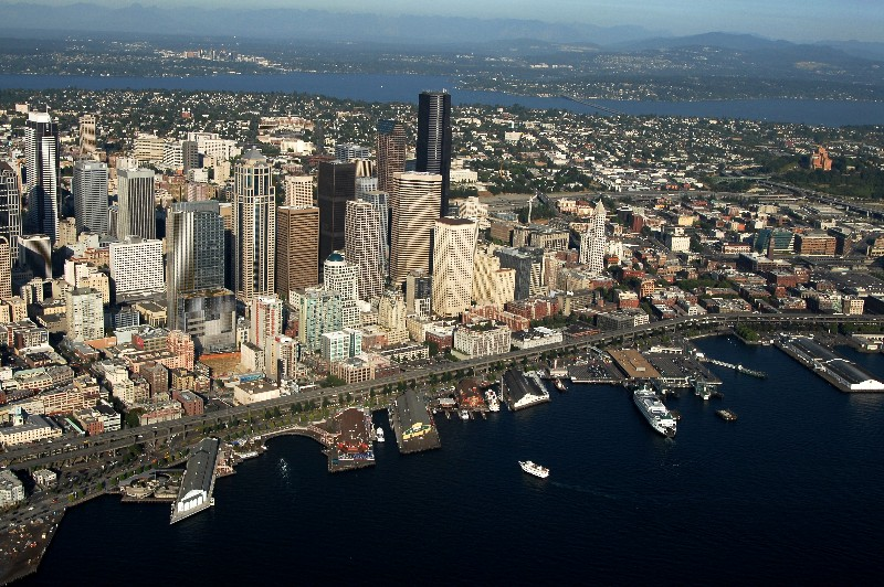 Seattle and area