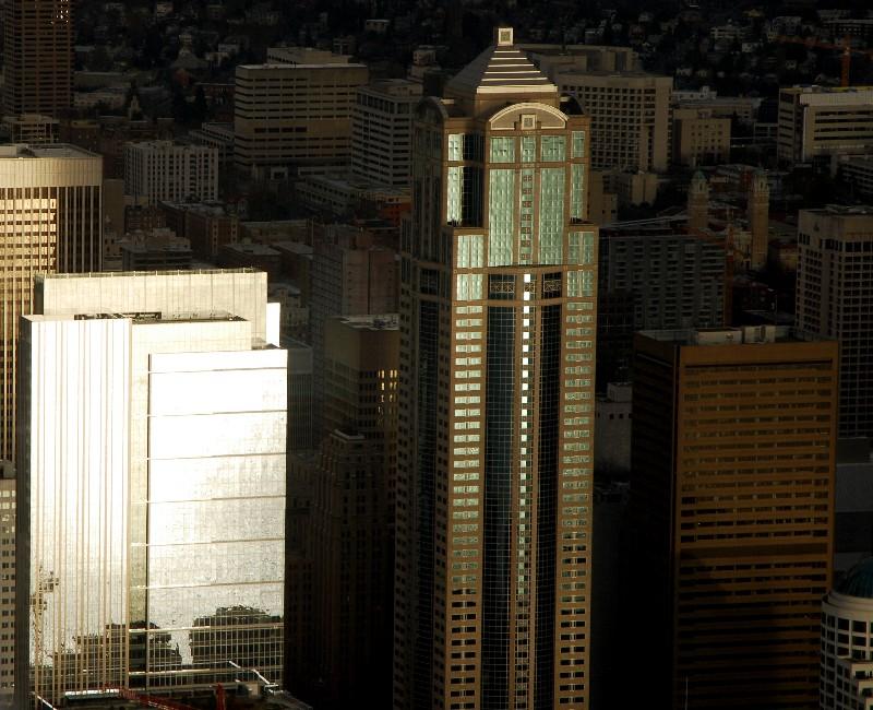 Seattle skylines