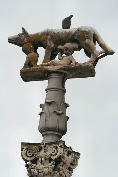 Romulus, Remus and the She-wolf