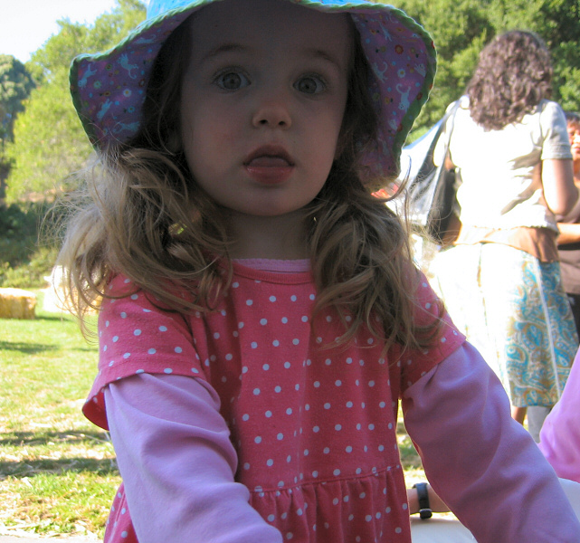Caroles youngest grandchild