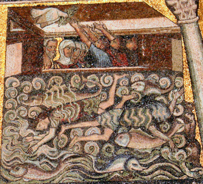 Souls lost to the flood - Noahs Ark