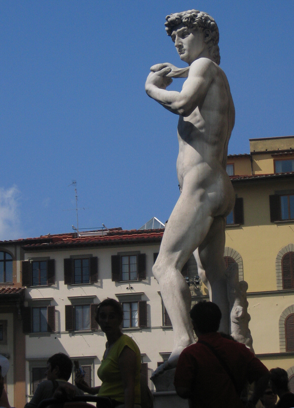 Copy of David, <a href=http://tinyurl.com/y289kw target=_blank>original</a> was here in the 1500s