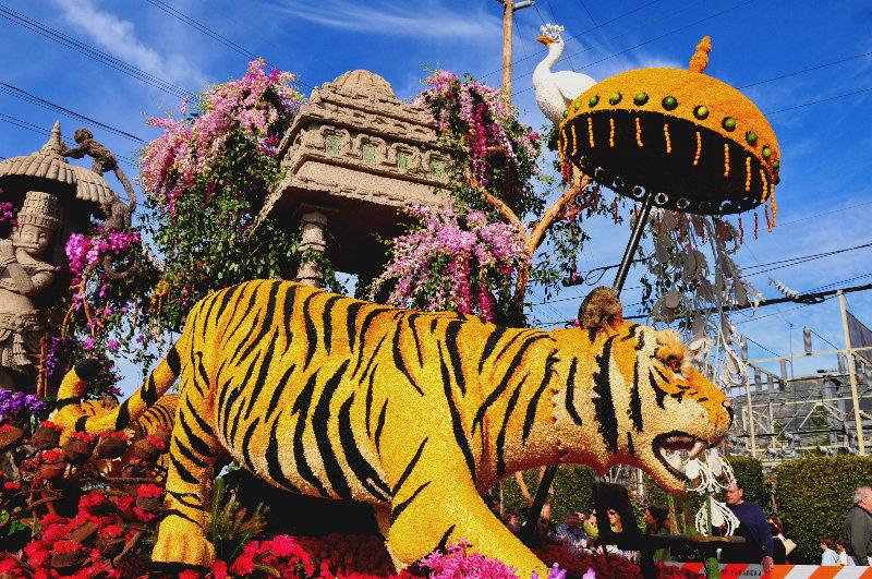 Rose Parade 2008,  Sweepstakes Award: