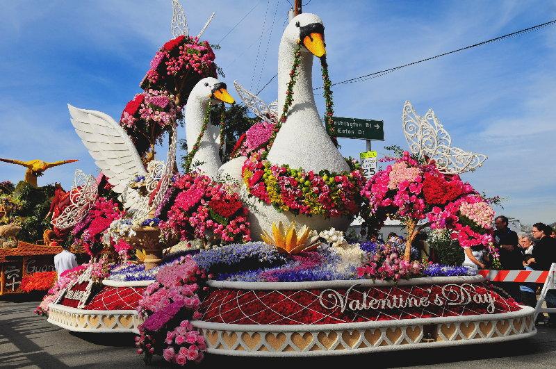 Rose Parade 2008,  Princess Award
