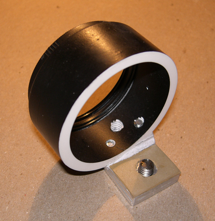 Adapter inside