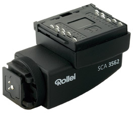 Rollei SCA-3562 Flash Adapter